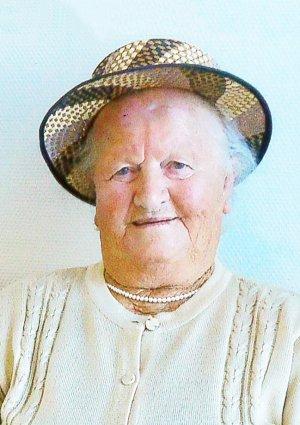 Portrait von Anna Uebel