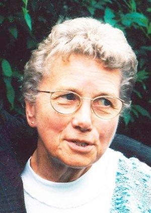 Portrait von Dorothea Bieberbach