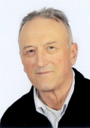 Portrait von Joseph Baumann