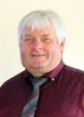 Portrait von Peter Fischer