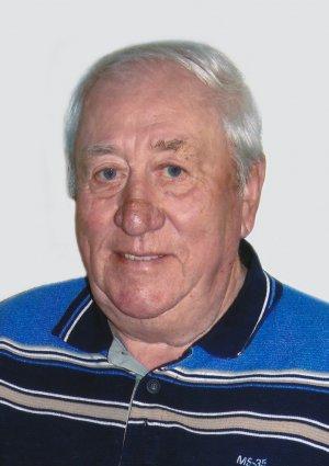 Portrait von Paul Dennert