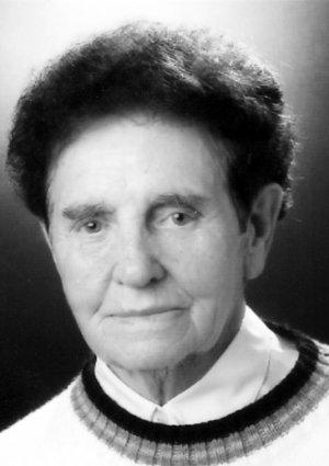 Portrait von Maria Horn