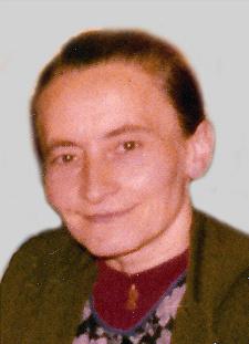 Portrait von Maria Kreiner