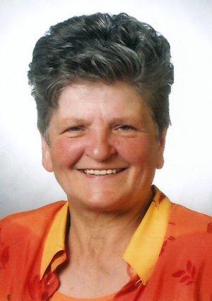 Portrait von Maria Hertrich