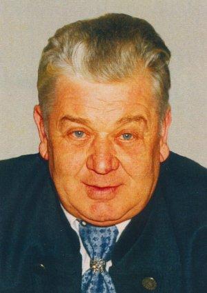 Portrait von Ernst Heider