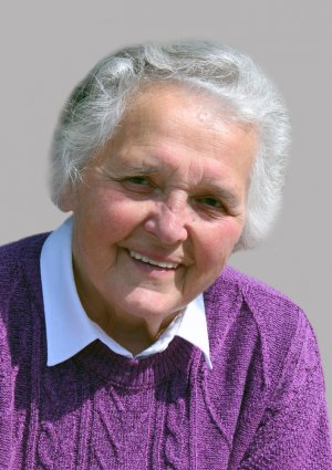 Portrait von Margareta Butterhof
