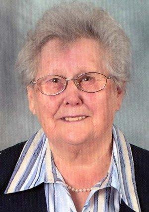 Portrait von Frieda Newrzella