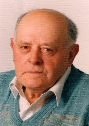 Portrait von Georg Schmauß