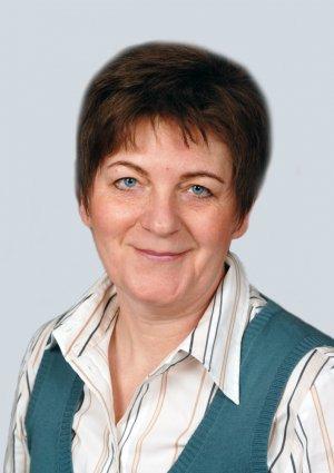 Portrait von Irmgard Stumpf