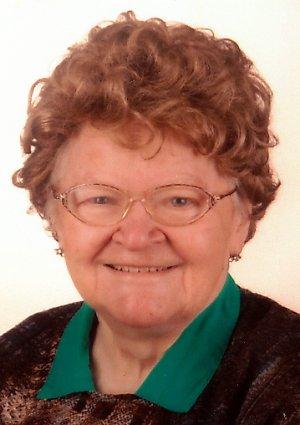 Portrait von Ruth Wacker