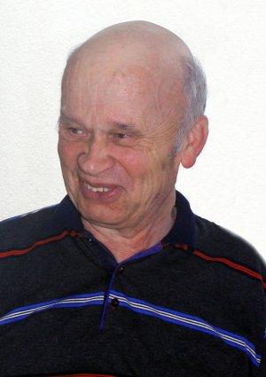 Portrait von Erwin Preuß