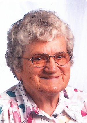 Portrait von Marie Zwanzger