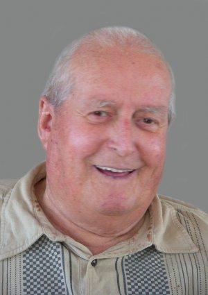 Portrait von Fritz Behl