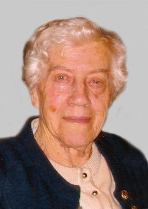Portrait von Babette Kaltenbeck