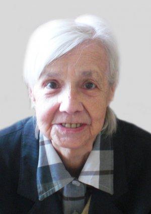 Portrait von Margarete Strobler