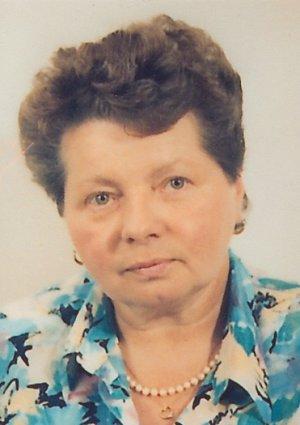 Portrait von Maria Panzer