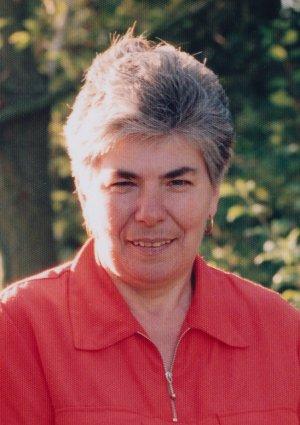 Portrait von Maria Bayer