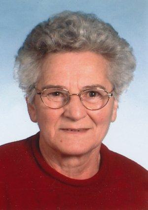 Portrait von Luise Wisußek