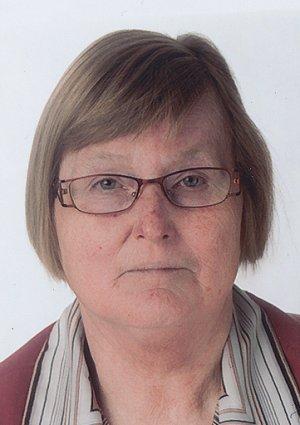 Portrait von Loretta Hofmann