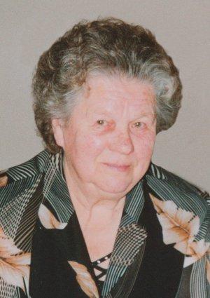 Portrait von Kunigunda Fleischer