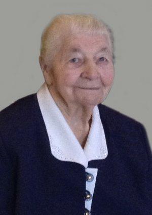 Portrait von Margaretha (Gretel) Habersack