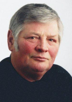 Portrait von Max Steinmetz