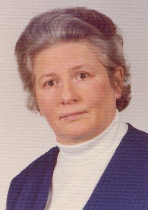 Portrait von Kunigunda Polenz