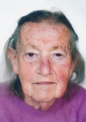 Portrait von Alwina Wacker