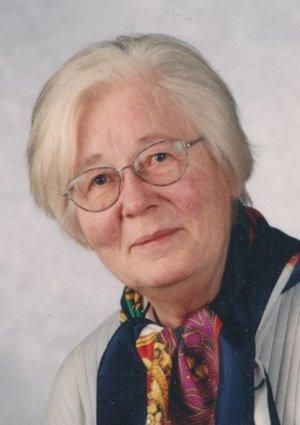 Portrait von Elisabeth Schreiber