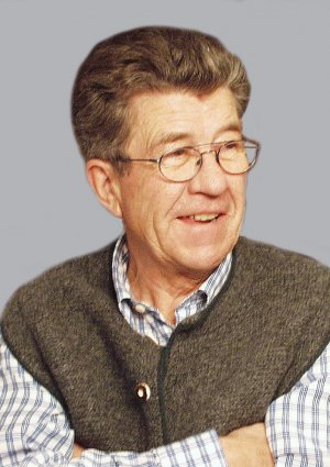 Portrait von Willi Ott