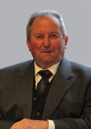 Portrait von Ludwig Uri