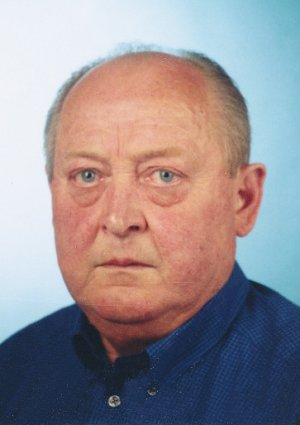 Portrait von Siegbert Quiel