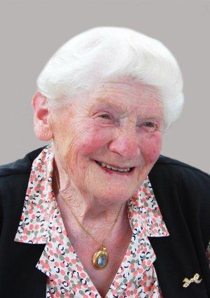 Portrait von Anni Durmann