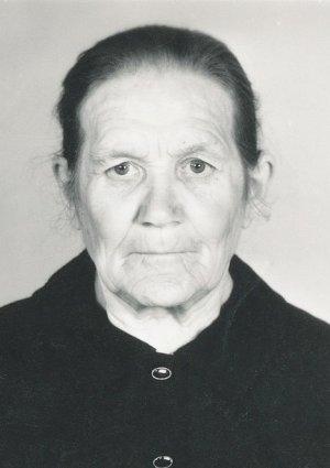 Portrait von Evelina Haller