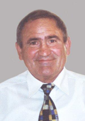 Portrait von Hans Sieghart