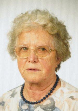 Portrait von Hildegard Weber