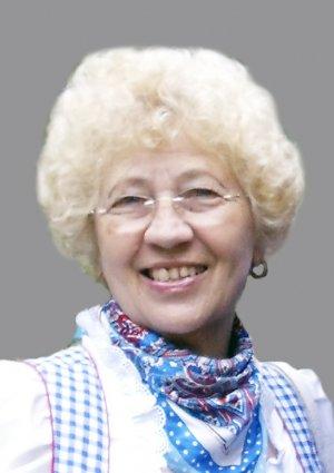 Portrait von Brigitte Klaus