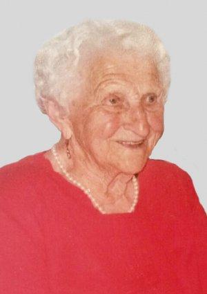 Portrait von Maria Scheubel