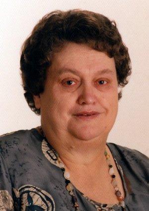 Portrait von Antonie Oppel