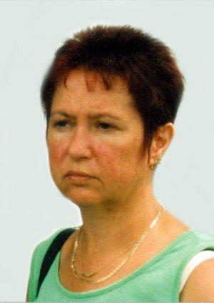 Portrait von Elfriede Ulrich