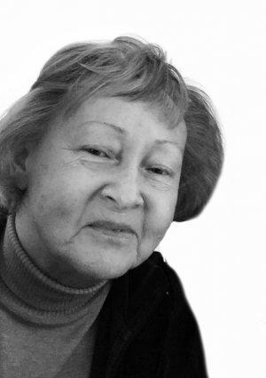 Portrait von Sonja Kern
