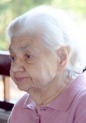 Portrait von Erika Klebing