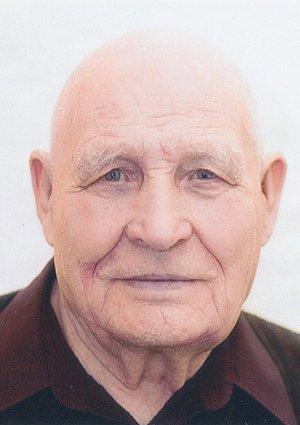 Portrait von Heinrich Frank