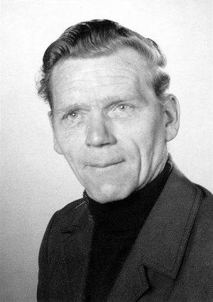Portrait von Friedrich Mlejnek
