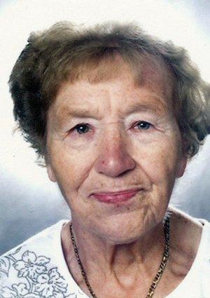 Portrait von Edeltraud Bayer