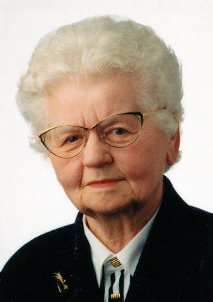 Portrait von Margot Ott
