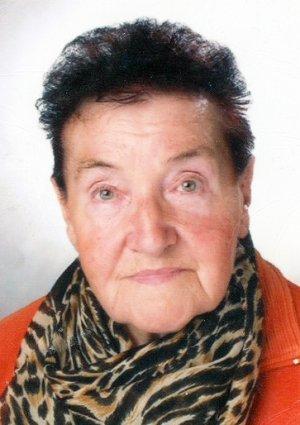 Portrait von Margareta Sperber
