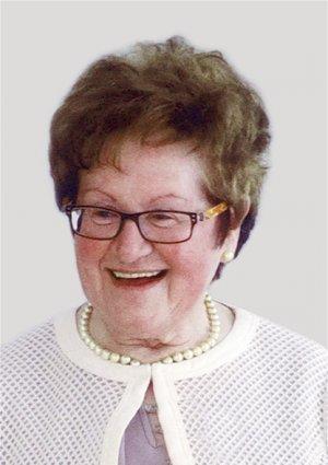 Portrait von Luise Sturm