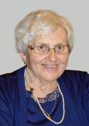 Portrait von Hildegund Werner