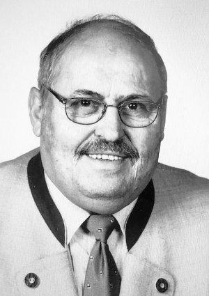 Portrait von Heinz Hofmann